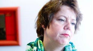 Byrådsleder Ragnhild Stolt-Nielsen (H).