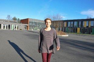 Mer helsehjelp: Ole Martin Mørk (15) råder alle som sliter psykisk, til å oppsøke helsesøster eller sosionom.