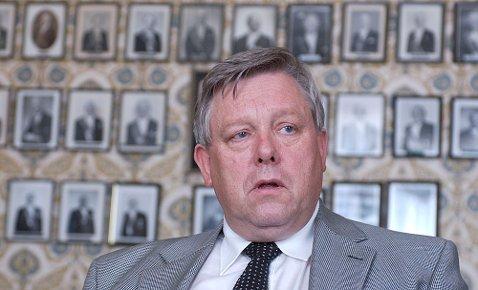 MESTEREN: Ingeniør Jon Randulf Vestrheim (60) er provincialmester og frimurernes øverste leder i vestnorge. Han mener det hersker mange fordommer og vrangforestillinger rundt frimureriet.