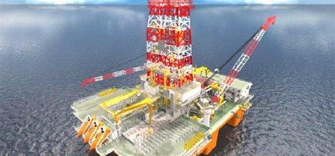 Byggingen av boreriggen Scarabeo er etter skjema, ifølge Petroleumstilsynet.
