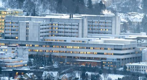 Haukeland sykehus (08.01.2010).