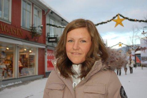 Stine Tørhaug (24), Lillehammer:  Det må være danseforestillingen TidarÅ i Fryajuvet. Det var en helt spesiell stemning. Neste sommer har jeg planer om å se Peer Gynt oppsetningen ved Gålåvannet.
