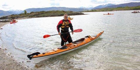 Tømmervika, Tømmervika opplevelsessenter, Offersøy, Alstahaug. padle, padling, kajakk, kano, turisme, aktivitet. foto: lars olve hesjedal
