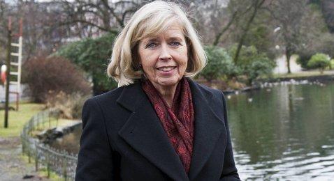 Anne-Grete Strøm-Erichsen (arkivfoto).