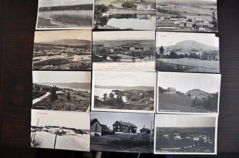 Verdifulle postkort