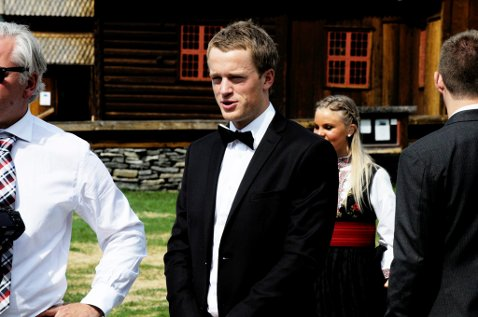 Эмиль свендсен свадьба