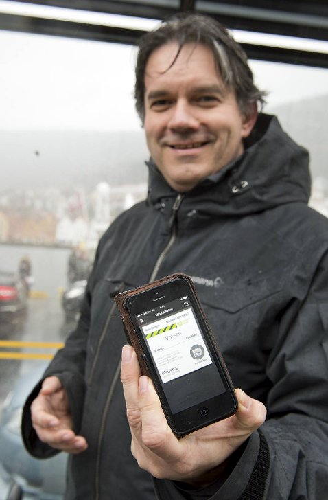 den beste mobilen Bergen