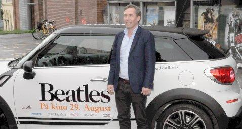 Håvard Gjerstad, opprinnelig fra Langesund, er en av produsentene bak den norske storsatsingen, «Beatles».