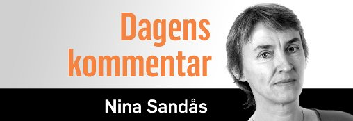 Nina Sands er journalist i LO-Aktuelt