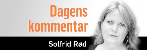 Solfrid Rd er ansvarlig redaktr for fagbladet Fontene.