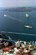 Santorini - reise