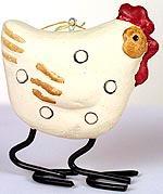 Hvit høne Kremmerhuset 29-