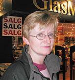 Berit Jeppedal 43 Butikkmedarbeider Nannestad