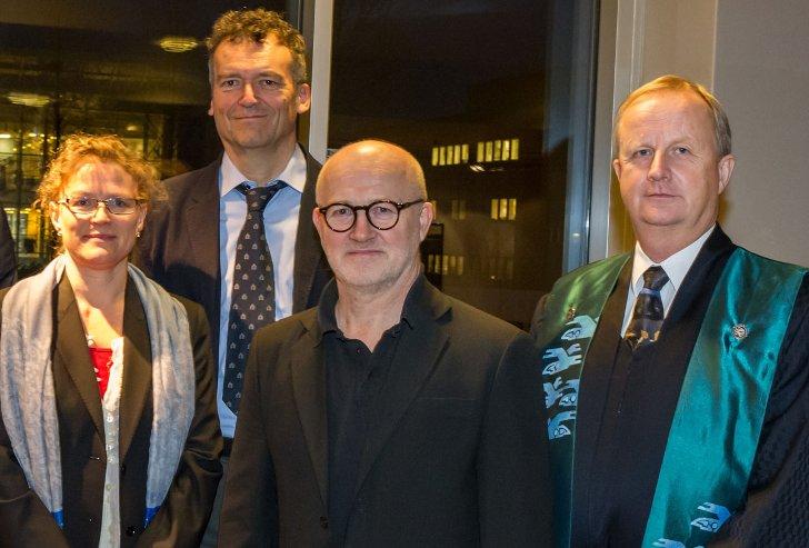 Hans Henrik Strøm har tatt doktorgraden på lungekreft.