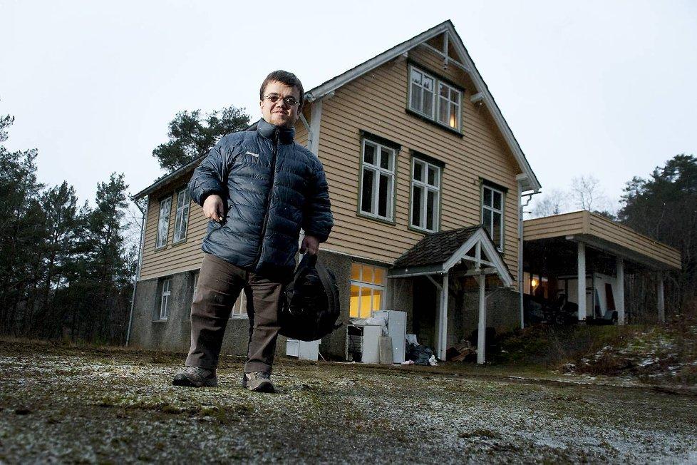 Fredrik Alden Thorsen drømmer om å stifte familie og bli en god far, etter å ha blitt forlatt av sin egen far! thumbnail
