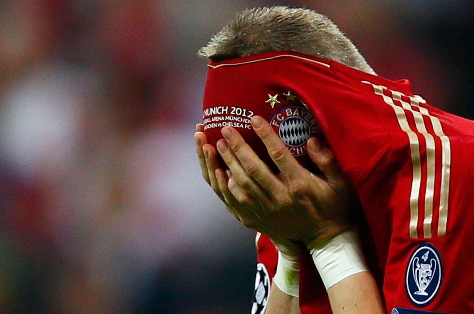 Her gleder Bayern Munchen seg over straffesparkkonkurransen...