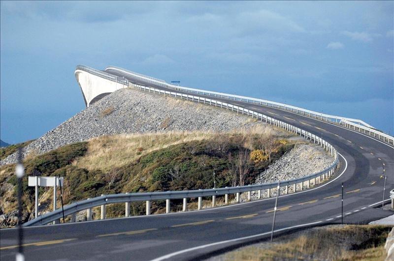 [北欧] 大西洋海滨公路 真正的通天之路(24P) - 路人@行者 - 路人@行者