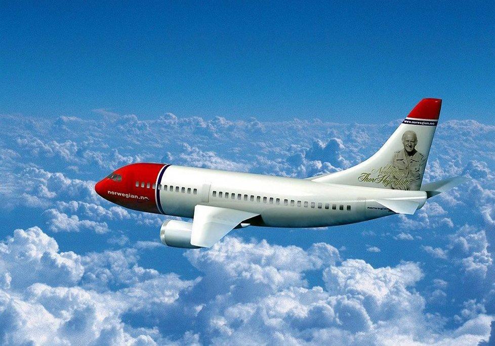 norwegian forsinket fly
