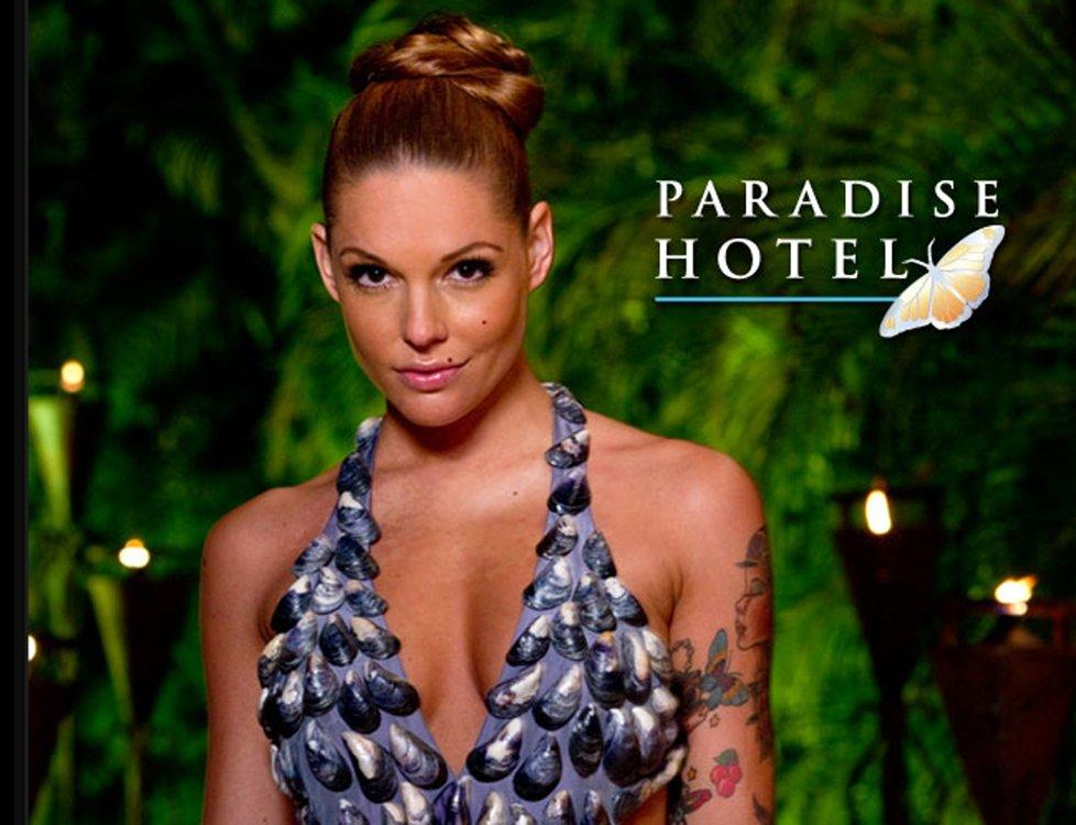 paradise hotel sexscener 2013 triana iglesias fitte