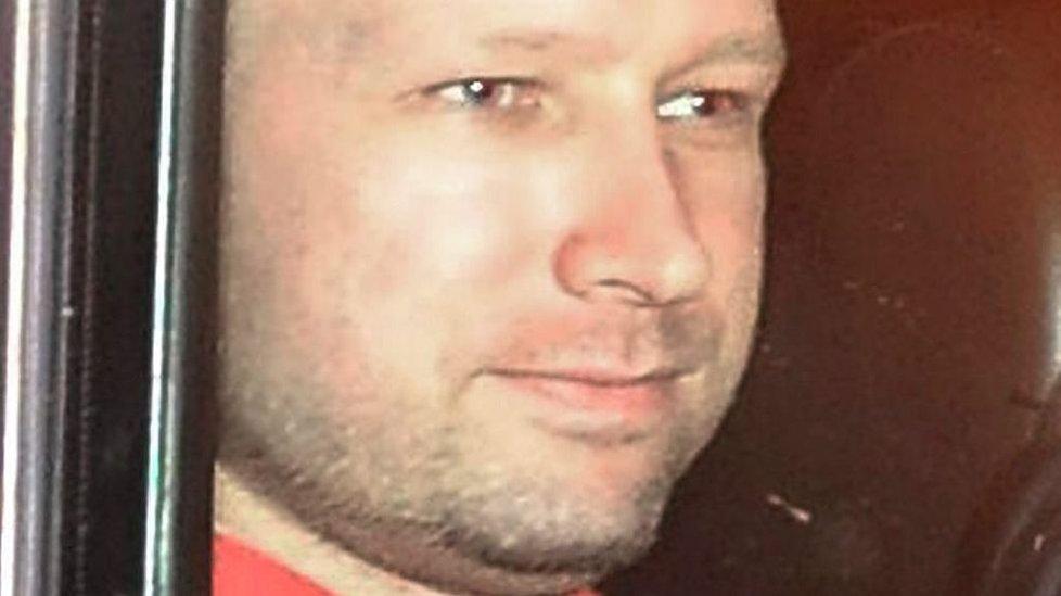 Massemorderen Anders Behring Breivik.