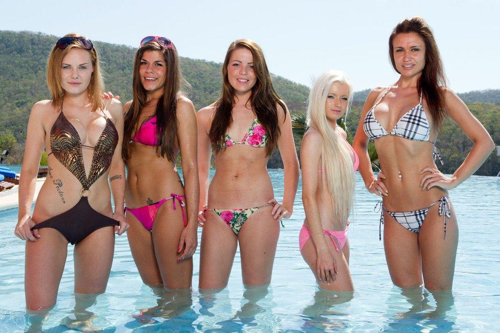 paradise hotel deltakere 2018 norske kåte jenter