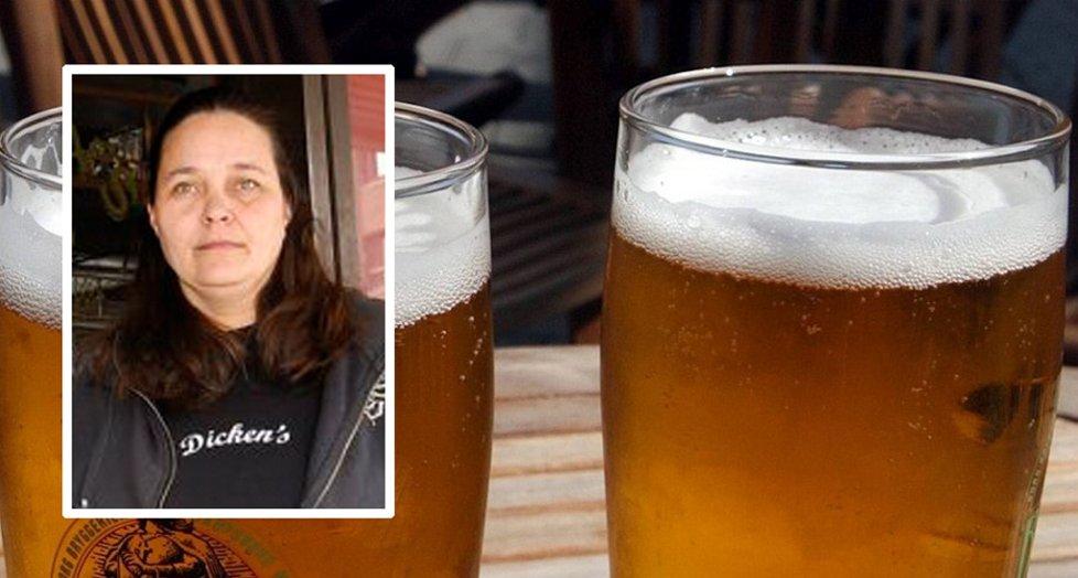 - FEIL TYPE TILTAK: Daglig leder ved puben Dickens i Porsgrunn, Siren Cathrine Johnsen, er overbevist om at tidligere skjenkestopp ikke vil føre til færre voldstilfeller i Porsgrunn sentrum i helgene.
