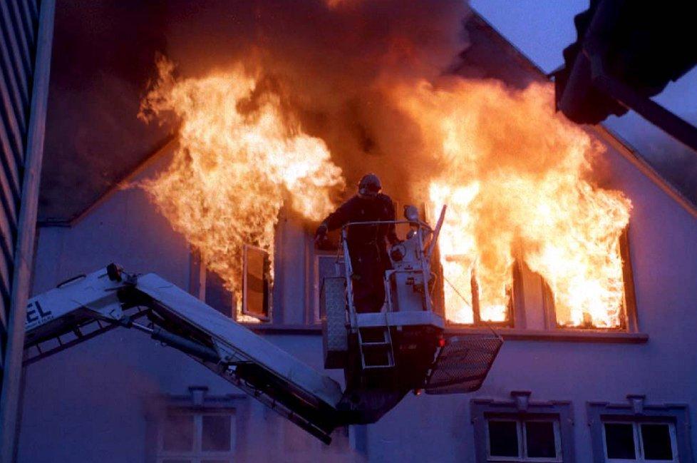 Før ulykken er ute: Alle familier bør gjennomføre en brannøvelse i høst, mener Norsk Brannvernforening.