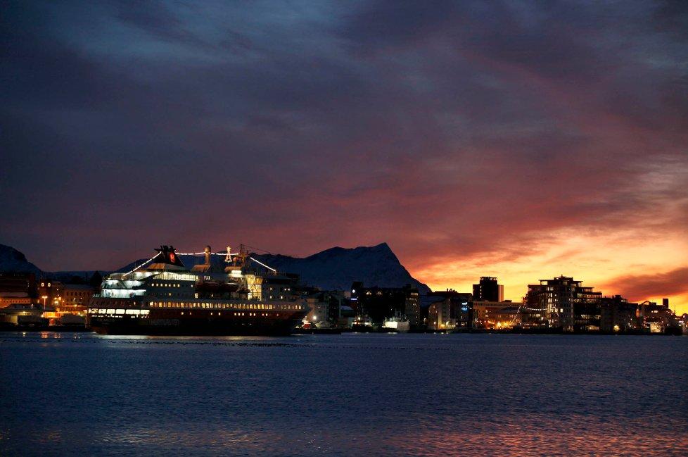 bo i utlandet Bodø