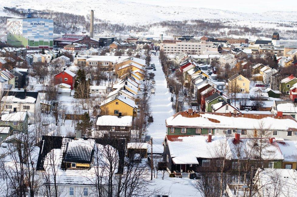 kontakt annonse Kirkenes
