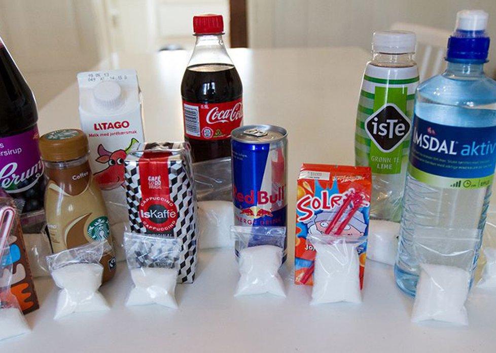 sukker cola