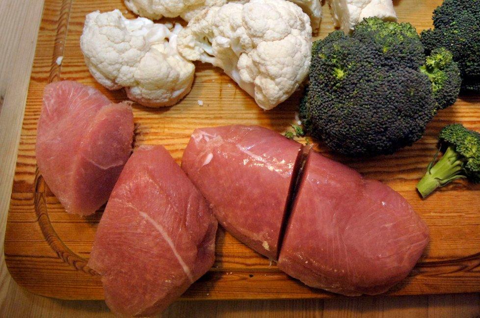 God kjøkkenhygiene er viktig når man håndterer rått kyllingkjøtt