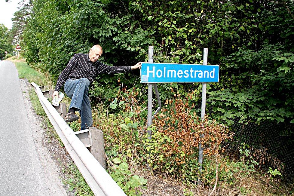kontakt annonse Holmestrand
