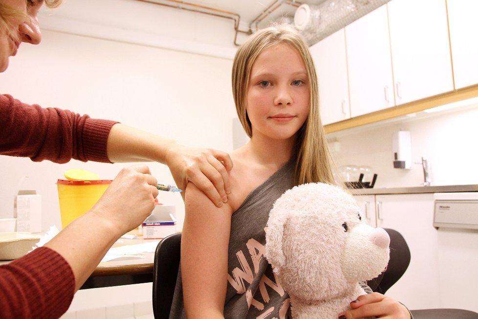 nyheter denne vaksinen kan redde liv men gutter far den ikke s