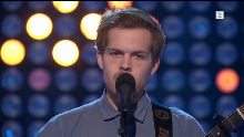 Kristian Kristens audition på The Voice