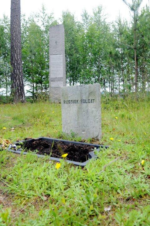 Krigsgravene - Niemandsland