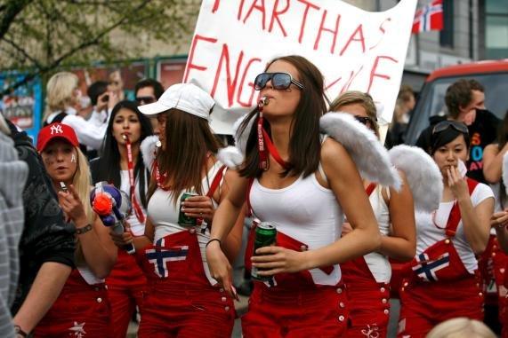 norske jenter sex russejenter nakne