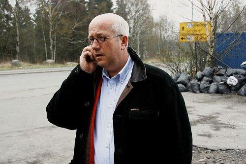 Vil ha svar: BU- politiker Steinar Arnesen (Ap).
