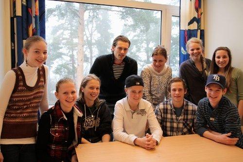 Nordseter elever
