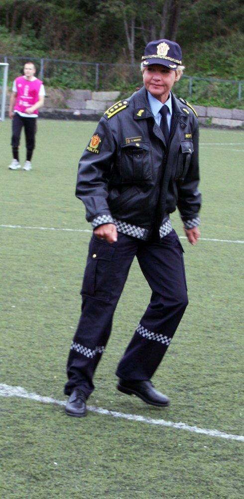 Gro Smedsrud