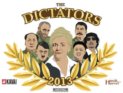 The dictators 2013