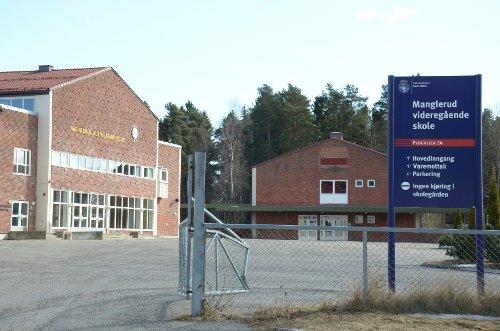 Manglerud videregående skole