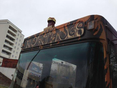 Northugs 2013 russebuss