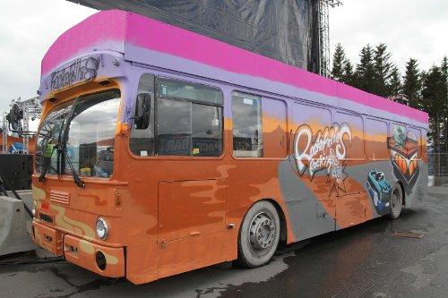 Rockefellas 2013 russebuss