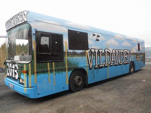 Vildanden 2013 russebuss