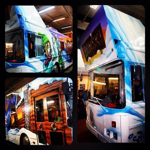 Bonski 2013 russebuss