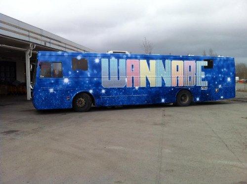 Wannabe 2013 russebuss