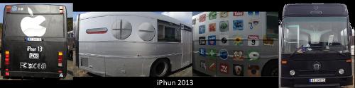 iPhun 2013 russebuss
