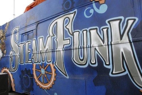 SteamFunk 20133 russebuss