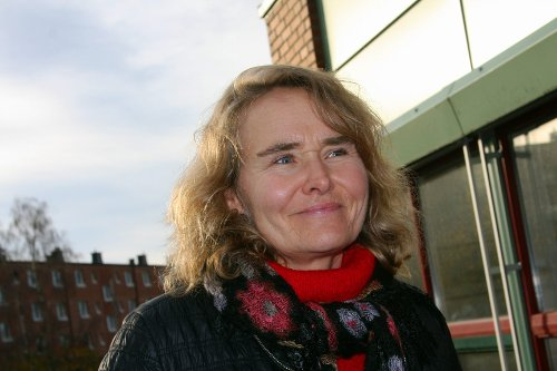 Kristin Sandaker