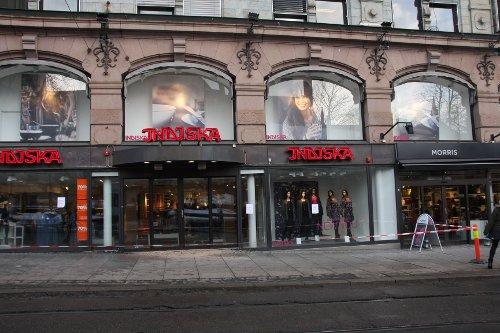 Indiska butikk